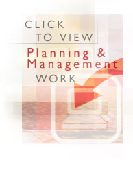 Click to view Planning & Management work